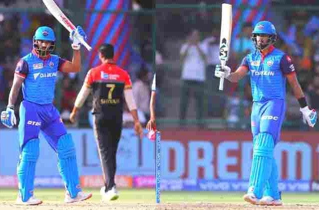 Dhawan-And-Iyer-Half-Centuries-Ipl-2019-Cricket-Sports-DKODING