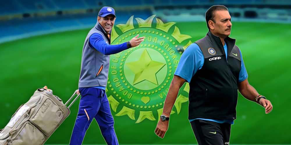Is MS Dhoni All Set To Be The New Coach Of Indian Cricket Team?