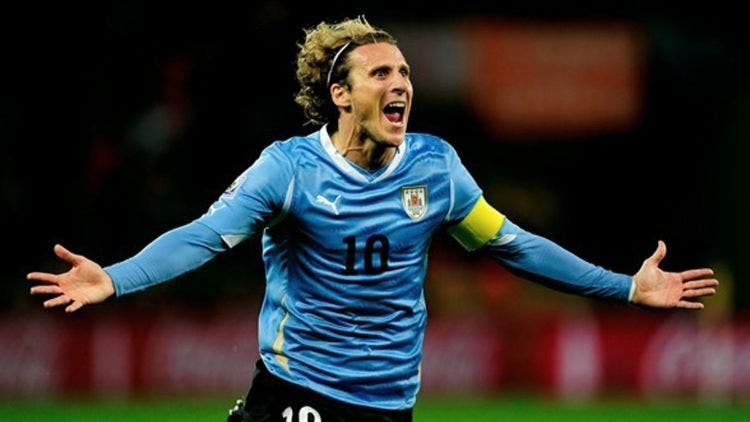 United and Uruguayan forward Diego Forlan retires from football