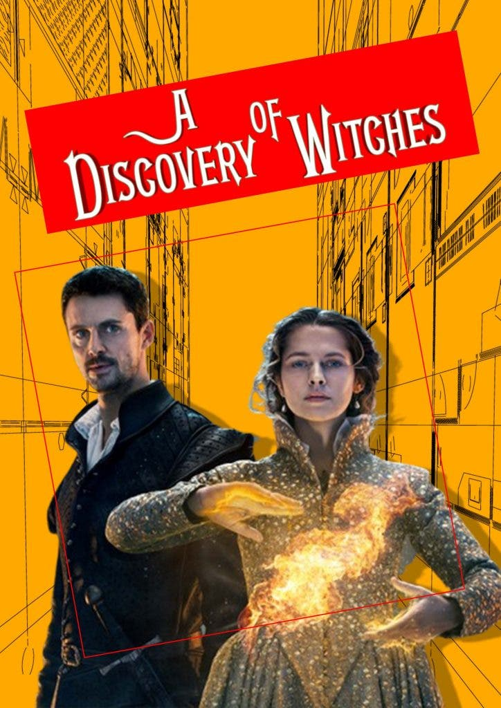 'Discovery Of Witches' is back with a bang on season 2