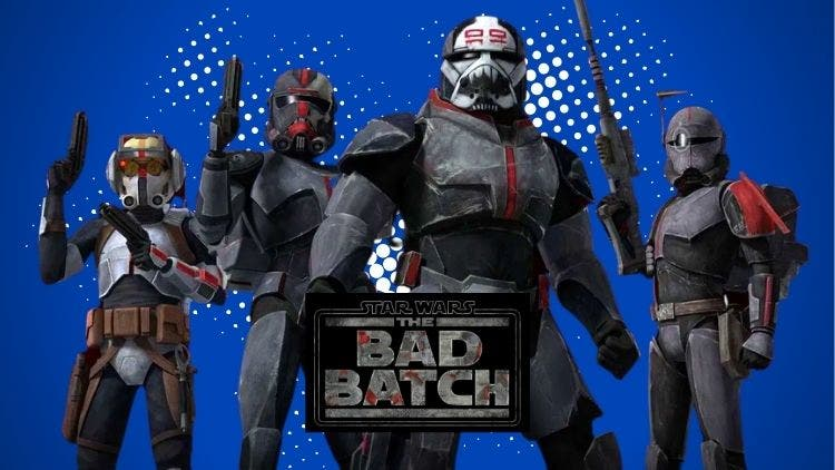 Disney Plus Gives Its Green Light To Star Wars: The Bad Batch For A 2021 Release