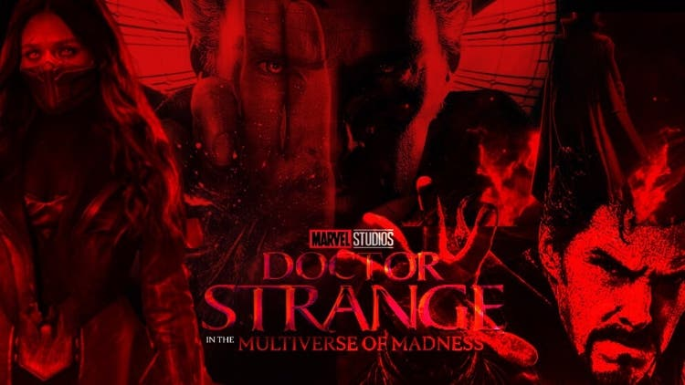 Doctor Strange Multiverse of Madness Horror Movie