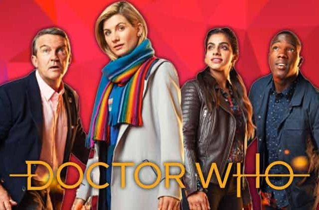 Doctor Who Season 13 DKODING