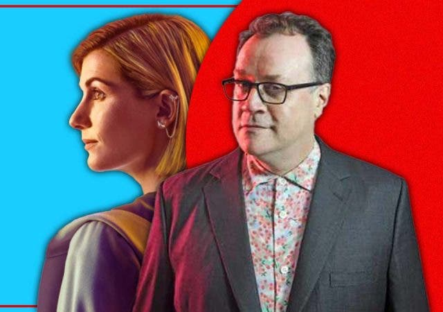 Russel T. Davies finds it hard to write 'Doctor Who'. Here's why