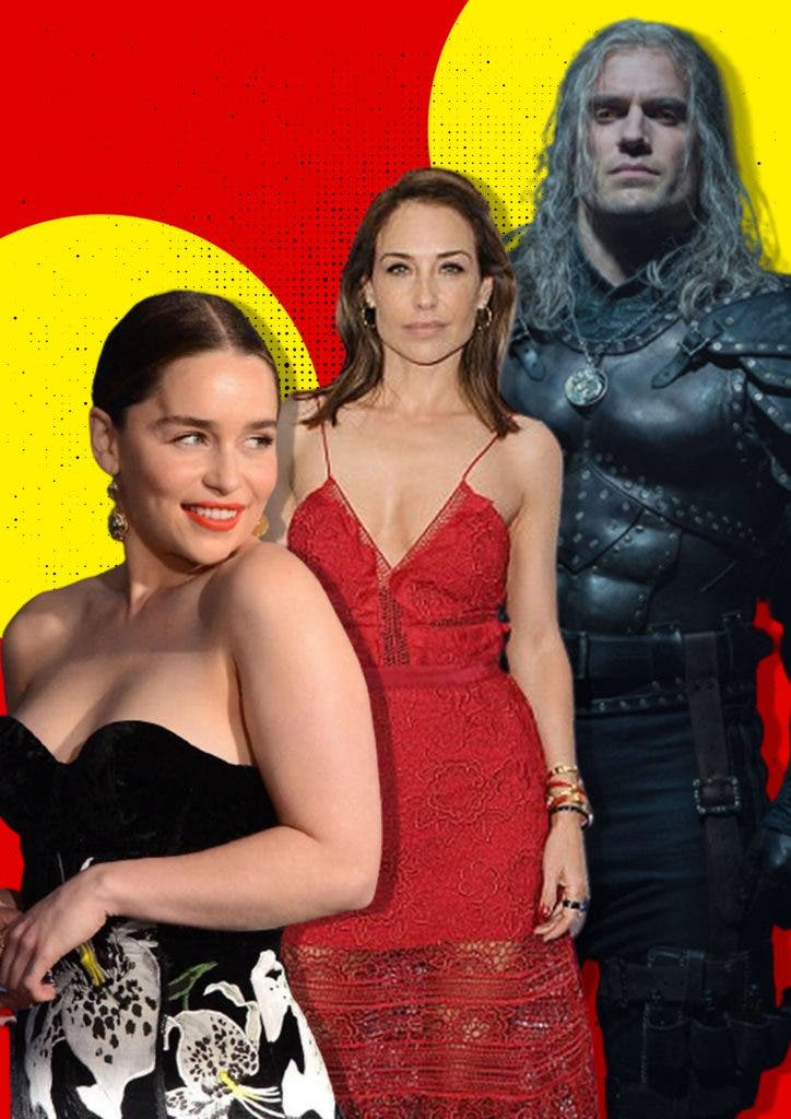 'The Witcher' and 'Game of Thrones' stars