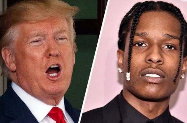 Donald-Trump-ASAP-Rocky-Entertainment-Hollywood-DKODING