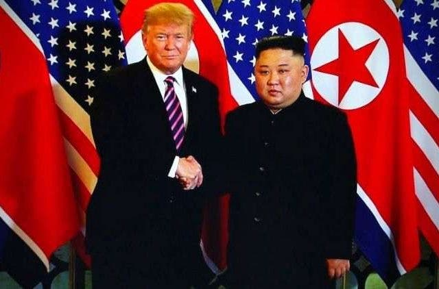 Donald-Trump-And-Kim-Jong-un-Talks-In-South-Korea-Global-Politics-DKODING