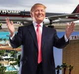 Donald Trump Billionaire and his lavish luxurious gold lifetsyle with a looksee on the mindblowing Trump Force One