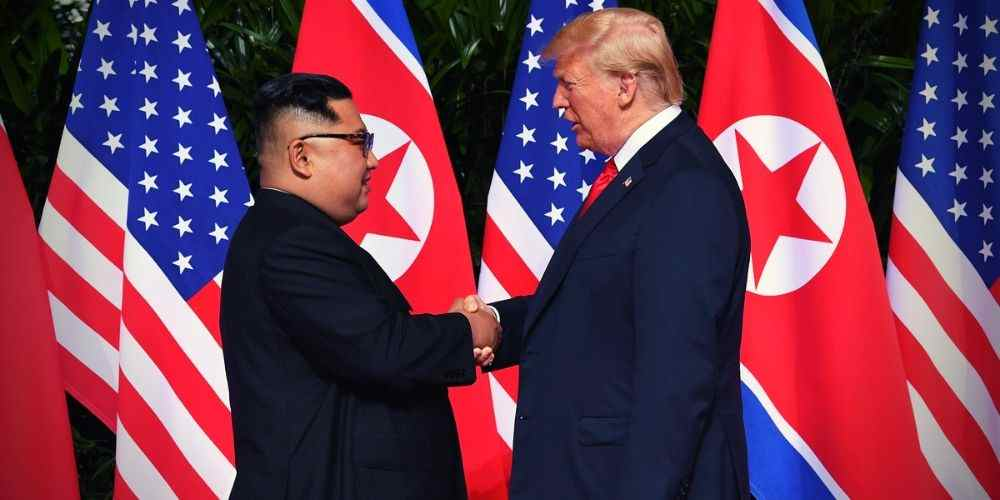 Donald-Trump-Kim-US-North-Korea-In-Regular-Communication-For-Resumption-Denuclearisation-Talks-Global-Politics-DKODING