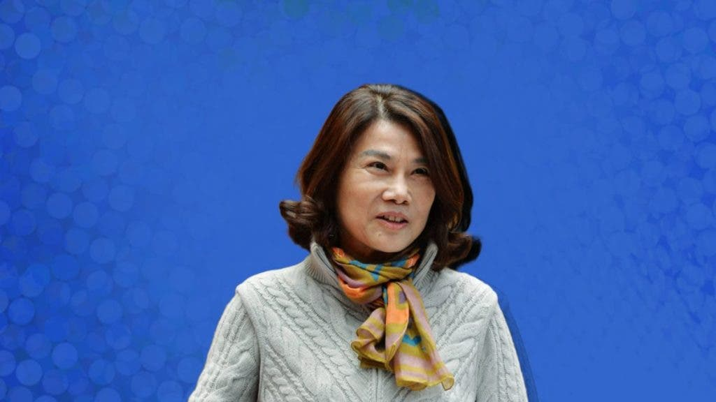 Dong Mingzhu, Chairwoman, Gree Electric - World's Most Powerful White-Collared Women in 2020