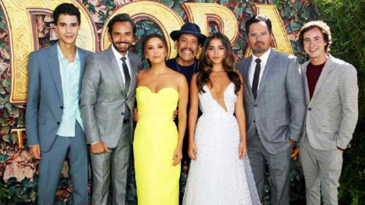 'Dora and the Lost City of Gold' premiers on the big screen - DKODING