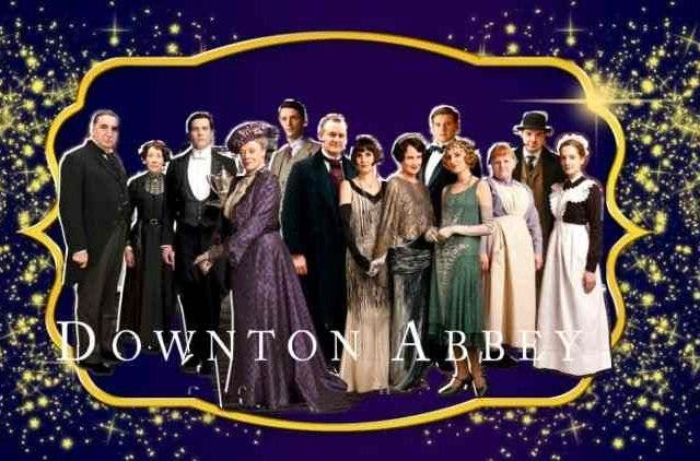 Downton Abbey 7 DKODING