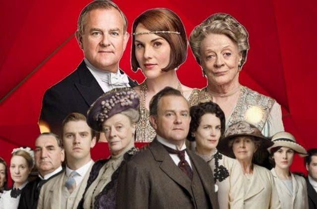 Downton Abbey film sequel under works