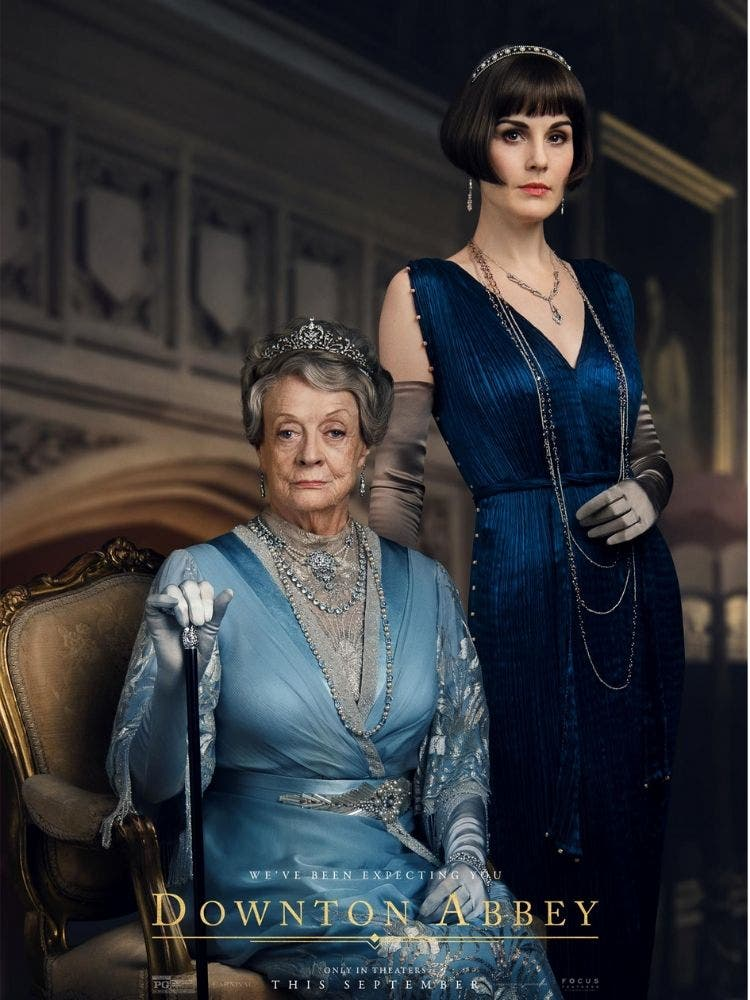 Downton Abbey Sequel DKODING