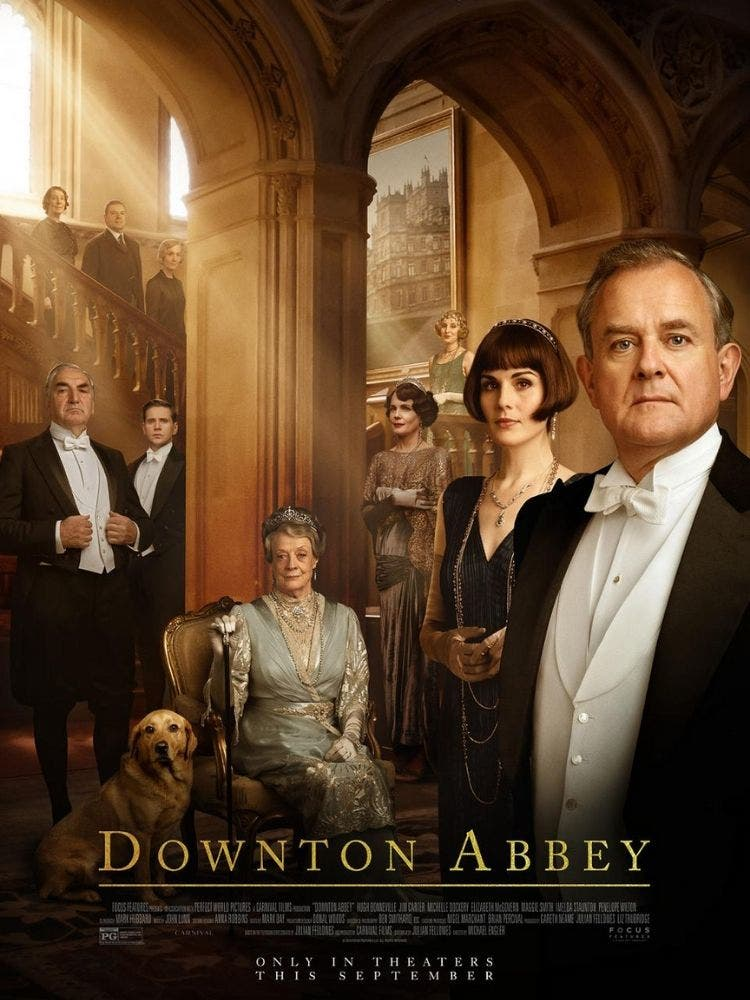 Downton Abbey Movie DKODING