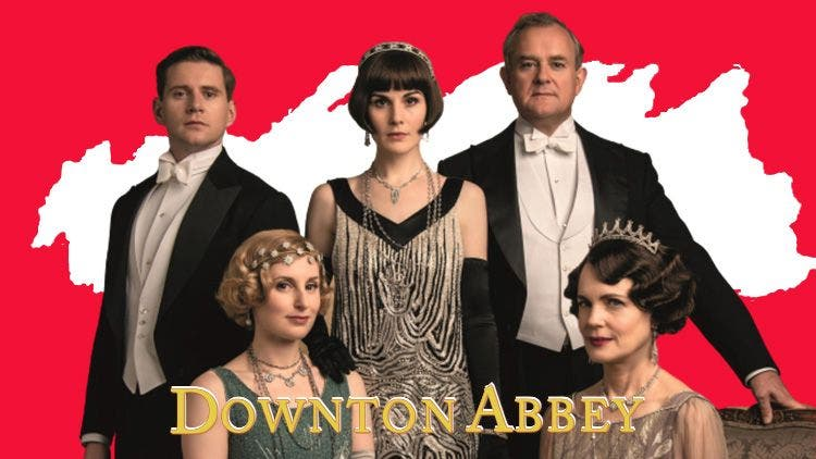 Netflix Or Peacock? Find Out Who Bags Downton Abbey The Movie's Sequel