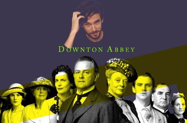 Matthew Crawley Downton Abbey