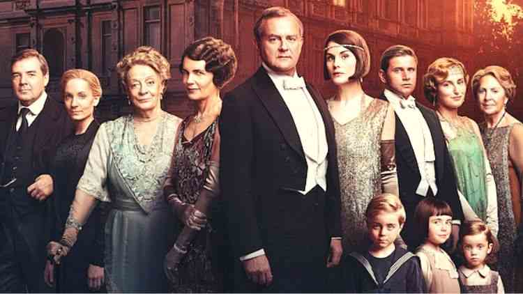 Downton Abbey is now a movie