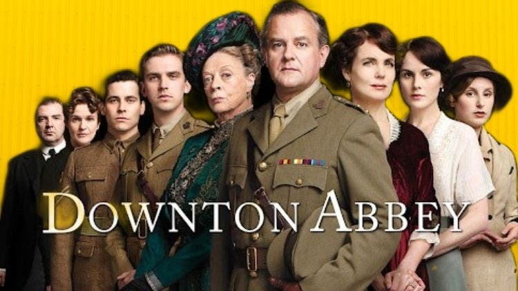 Renewal Of Season 7 Downton Abbey