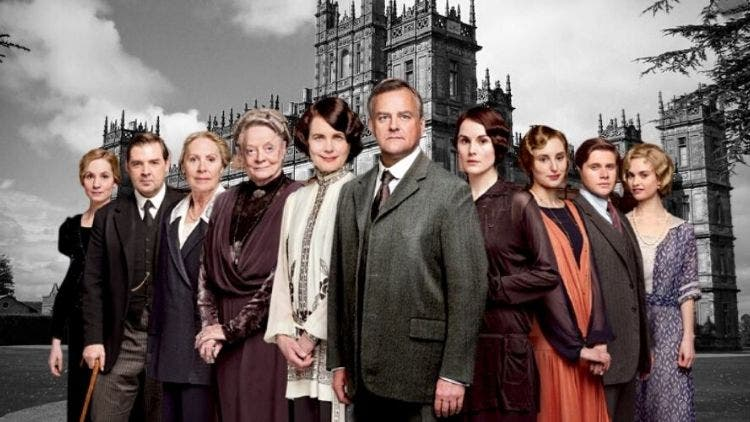 British Historical Drama Downton Abbey Renewed For Season 7