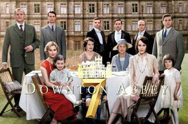 Downton Abbey Season 7 DKODING