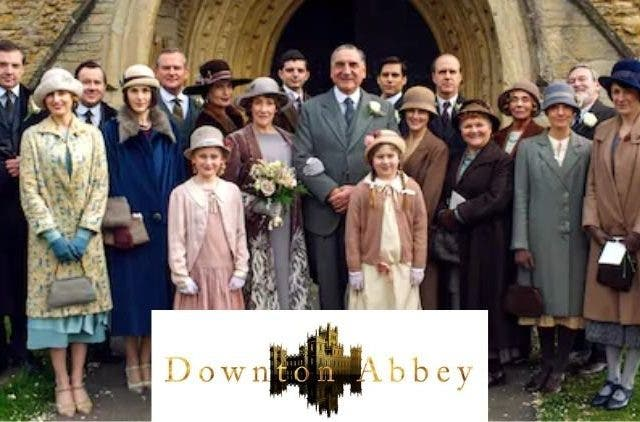 Downton Abeey Season 7 DKODING