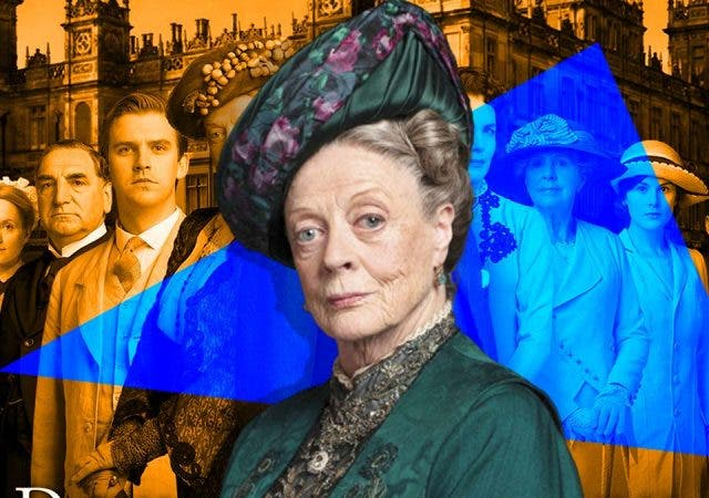 'Downtown Abbey': Why Dame Maggie Smith hated working on the show