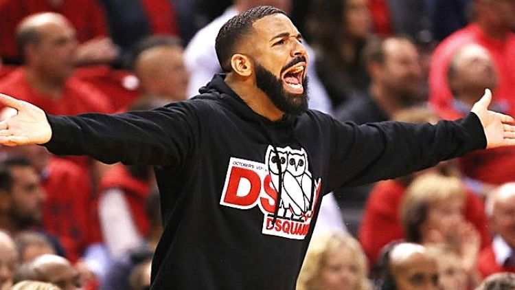 Drake-Went-Overboard-With-Raptors-Trending-Today-DKODING