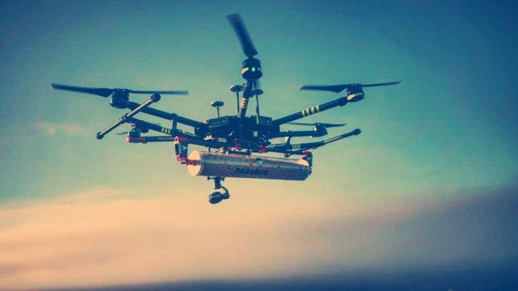 High resolution mapping of India to be done using  Drones