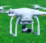 Drones for high resolution mapping of India