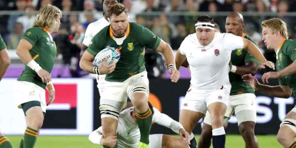 Duane Vermeulen Rugby South Africa Others Sports DKODING