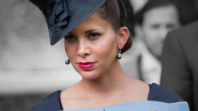 Princess Haya of Dubai asks for protection from their own
