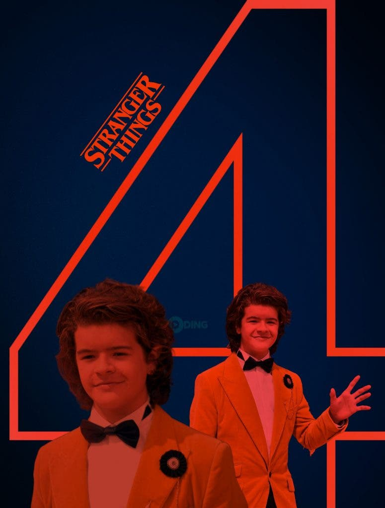 Stranger Things actor Gaten aka Dustin revealed the details about Stranger Things 4