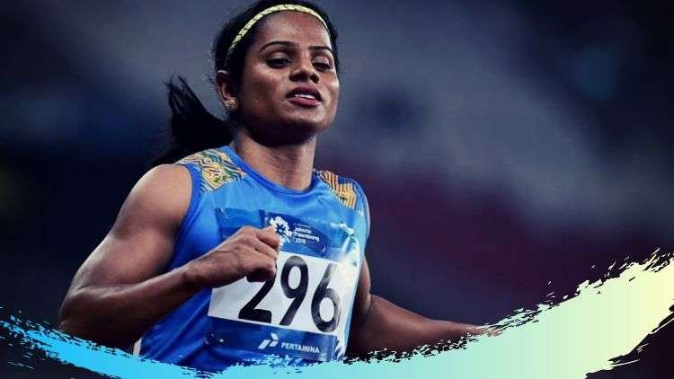 Dutee-Chand-Bags-Gold-Running-Trending-Today-DKODING