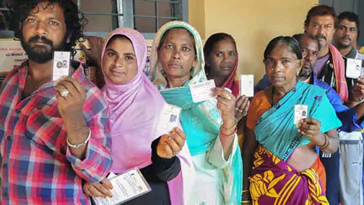 EC-Orders-Re-Polling-In-One-Polling-Booth-In-Puducherry-India-Politics-DKODING