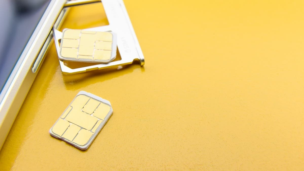 Eco-SIM Card from Thales and Veolia: The SIM card made from recycled refrigerators