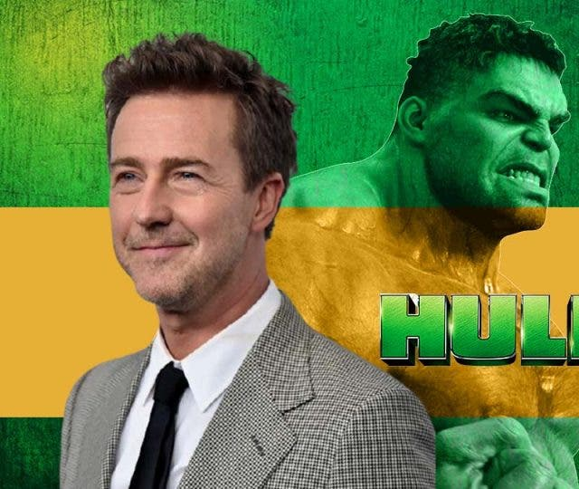 Former Hulk Edward Norton to be invited back into the MCU?