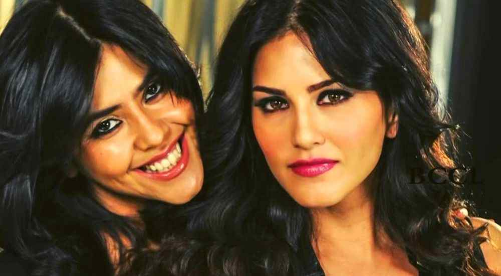 Ekta-Kapoor-Sunny-Leone-Bollywood-Entertainment-DKODING