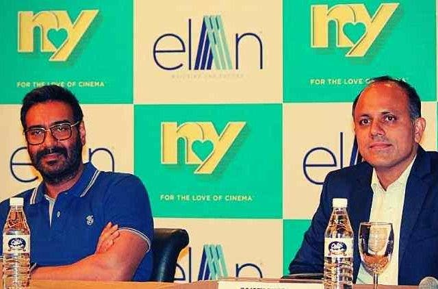 Elan-Group-Tied-Up-With-Ajay-Devgn-Rajeev-Sharma-Companies-Business-DKODING