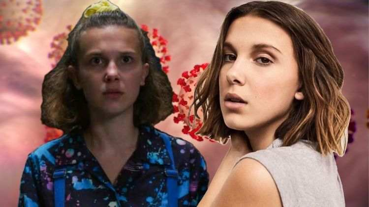 Millie Bobby Brown Is Staying Eleven Feet Away From Stranger Things
