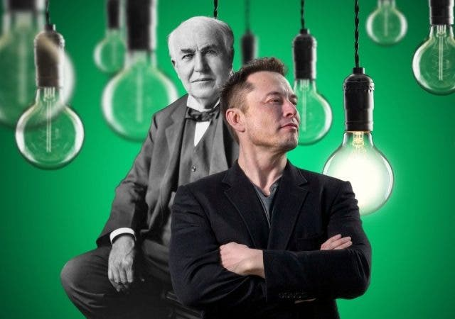 Elon Musk is 21st Century's Thomas Edison