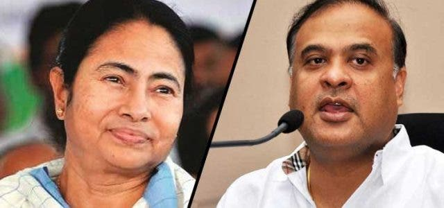 Emergency-Like-Situation-In-WB-Himanta-Sarma-On-BJP-Worker-Priyankas-Arrest-India-Politics-DKODING