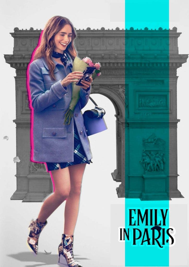 Here are 5 outfits that made Emily in Paris a source of trendsetting fashion!