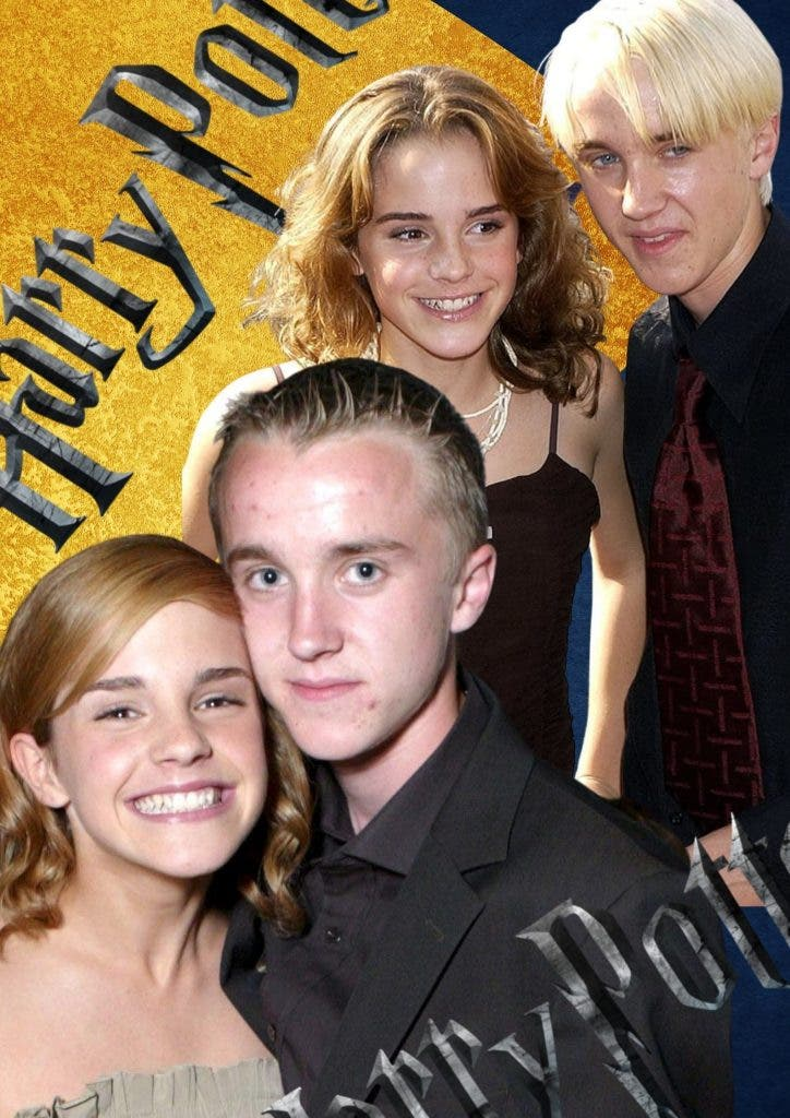 Were Emma and Tom Felton dating one another?