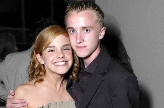 Emma-Watson-Tom-Felton-Young-Trending-Today-DKODING