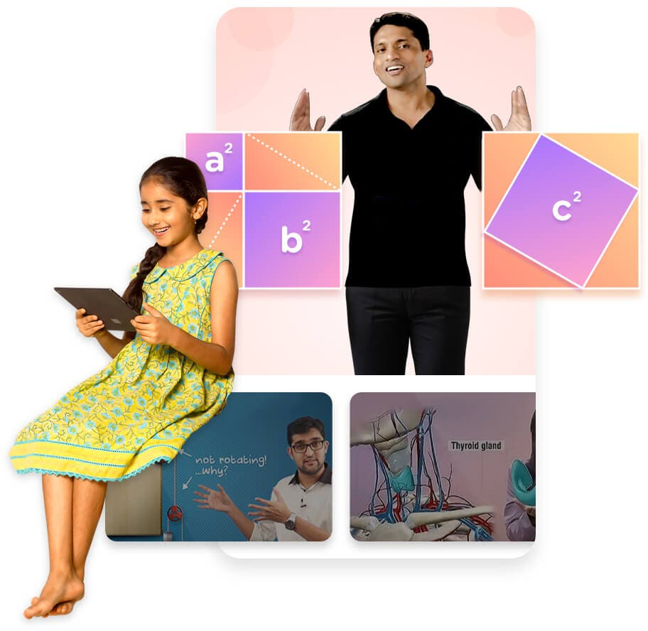 Byjus India education sector