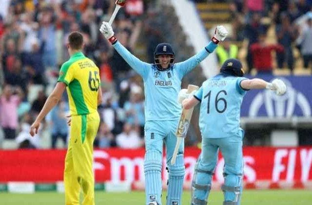England-Defeats-Australia-Semi-Final-CWC19-Cricket-Sports-DKODING