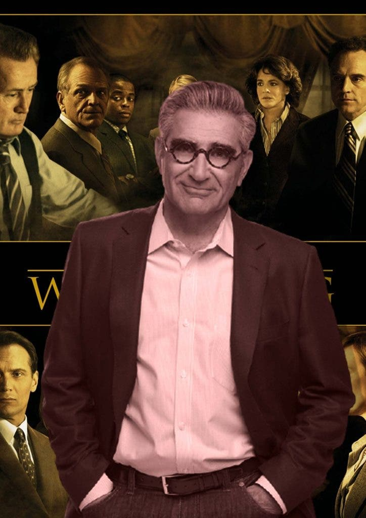 Eugene Levy almost snagged the role of Toby