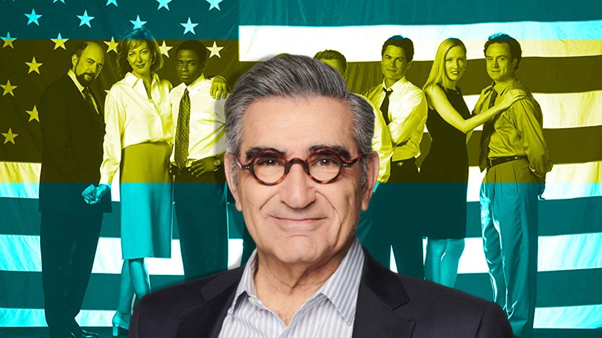 'Schitt's Creek's' Eugene Levy Almost Starred in 'The West Wing'