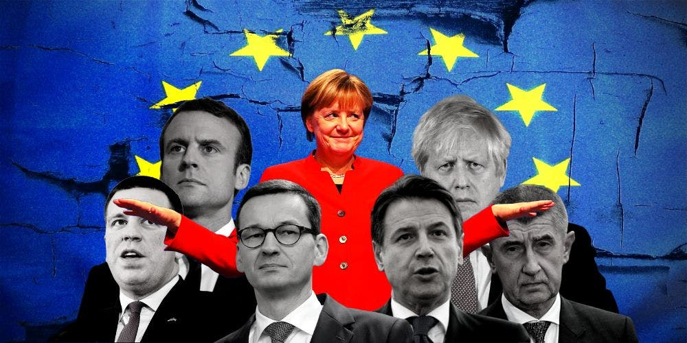 Emerging Fault Lines Jeopardize The Future Of The European Union